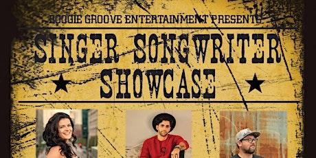 Singer Songwriter Showcase tickets