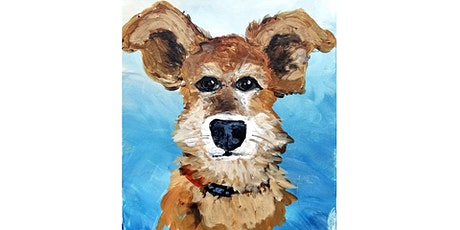 """Newcastle Golf Club - """"Paint Your Pet"""" tickets"""