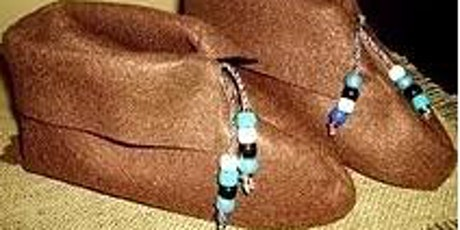 Making Moccasins with the OCHM tickets