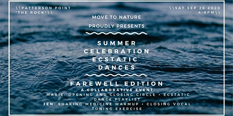 Summer Celebration Ecstatic Dance - Farewell Edition tickets