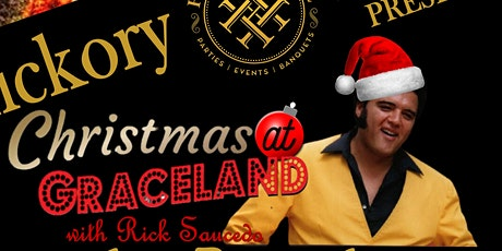 Christmas at Graceland with Rick Saucedo tickets