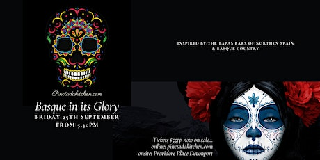 Basque in its Glory tickets