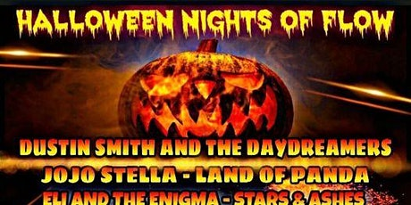 HALLOWEEN NIGHTS OF FLOW tickets