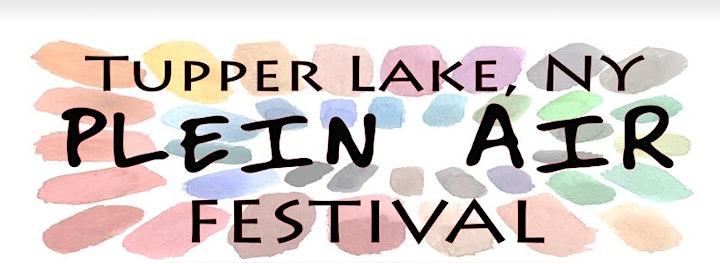 Tupper Lake Plein Air Festival 2020 image