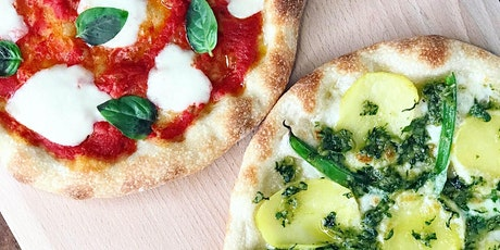"Cook Italian! ""Pizza at Home Workshop"" - Online Cooking Class tickets"