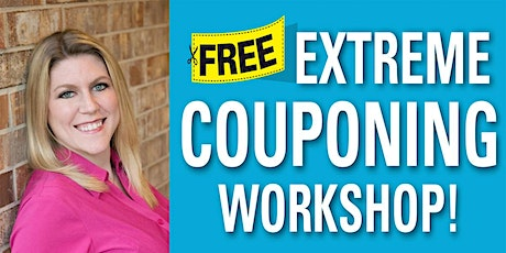 Free How to Coupon WEBINAR on Tuesday, October 13, 2020 at 1:00pm! tickets