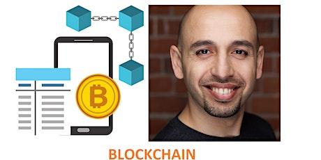 Blockchain Masterclass - Blockchain Training Course in Mobile tickets
