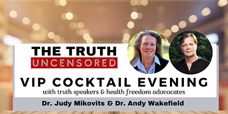 The Truth Uncensored: VIP  Cocktail Hour tickets