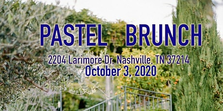 Pastel Brunch tickets