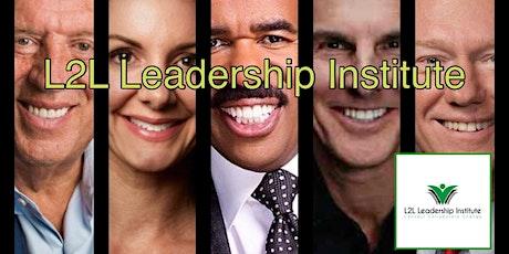 L2L Leadership Institute tickets