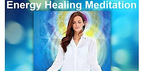 Energy Healing Meditation Class tickets