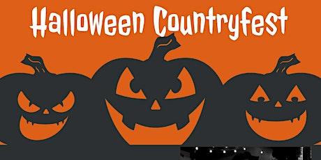 Halloween Countryfest tickets