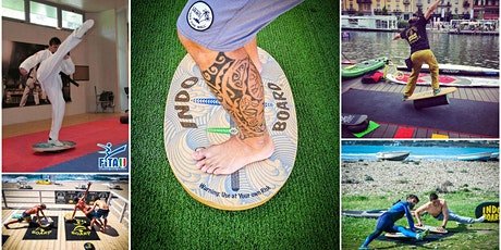 Functional Indoboard Trainer tickets