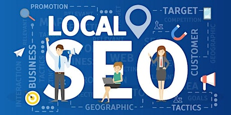 How to Rank #1 on Google Maps & Yelp - Local SEO [Free Webinar] Raleigh tickets