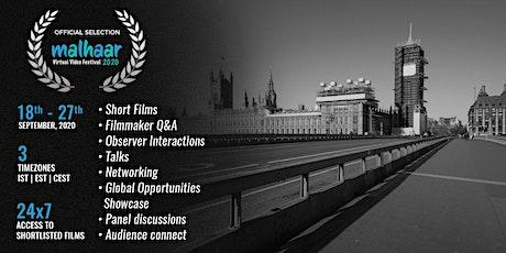 Malhaar 2020 Virtual Film Festival tickets