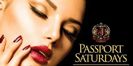 Passport Saturday @ Josephine Lounge tickets