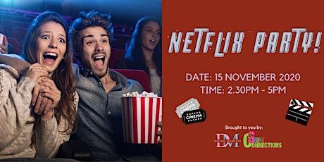 Netflix Party! (50% OFF)