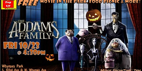 A Spooktacular Halloween PreParty in the Park,Food tickets