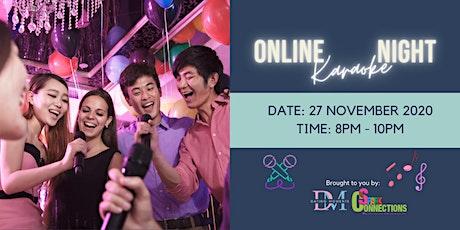 Online Karaoke Night (50% OFF)