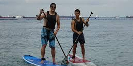 Join Weekly Stand Up Paddling tickets