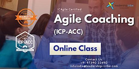 Agile Coaching (ICP-ACC)| Virtual Classes - November 2020 tickets