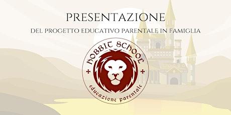 HOBBIT SCHOOL • Presentazione del progetto educativo parentale biglietti