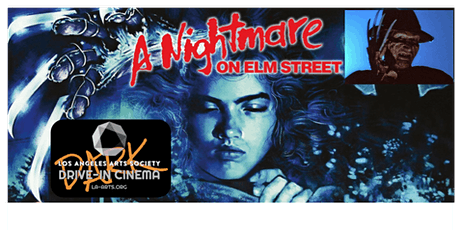 A NIGHTMARE ON ELM STREET : Drive-In Cinema (SATURDAY, 10 PM) tickets