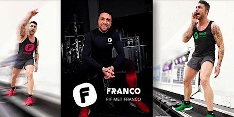 Fit-Food-Fun Challenge by Franco Bitonti - workout 19 uur tickets