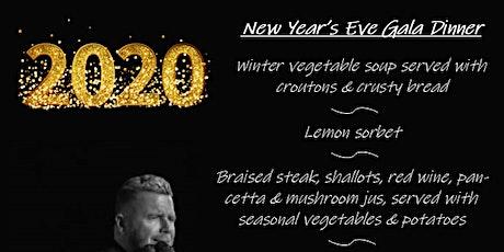 New Years Eve 2020 (Gala Dinner & Gary Barlow Tribute) tickets