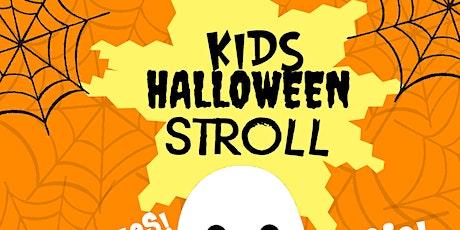 Oct 30th Kids Halloween Stroll tickets