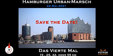 4. Hamburger Urban-Marsch Tickets