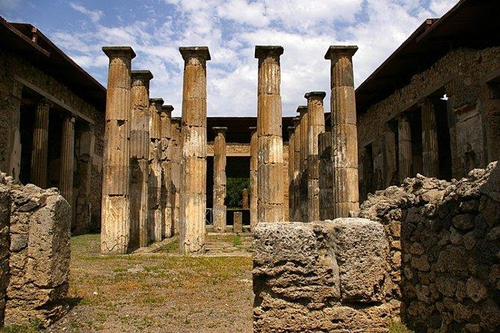 Pompeii Ruins: Private Guided Tour & Skip the Line image