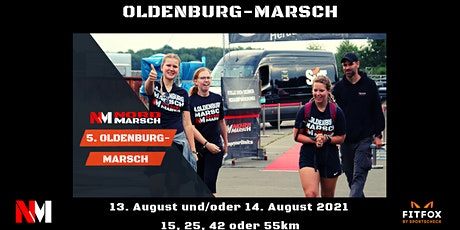 5. Oldenburg-Marsch Tickets