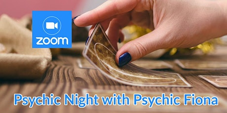 Psychic Night on Zoom - Donate What You Can tickets