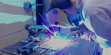 Introductory Welding for Artists (Mon 12 Oct 2020 - Afternoon) tickets
