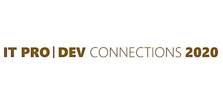 ΙΤ Pro | Dev Connections 2020 tickets