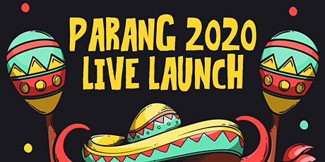 Parang 2020 Launch tickets