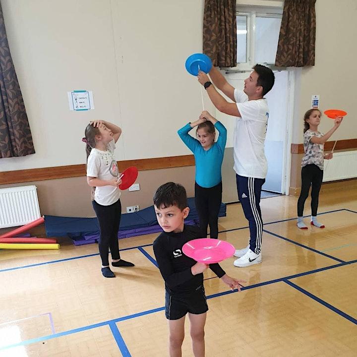 Circus Workshops - (children) image