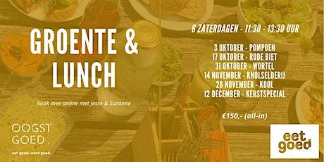 Groente & Lunch tickets