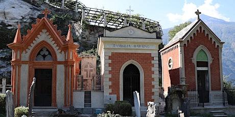 Visita guidata: Una volta ..... la Chiesa e l'antico cimitero di Fontaney biglietti