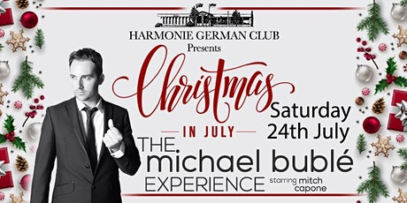 Michael Buble Christmas  Show tickets