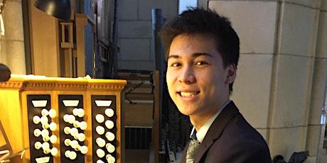 Organ Recital by Caius Lee tickets