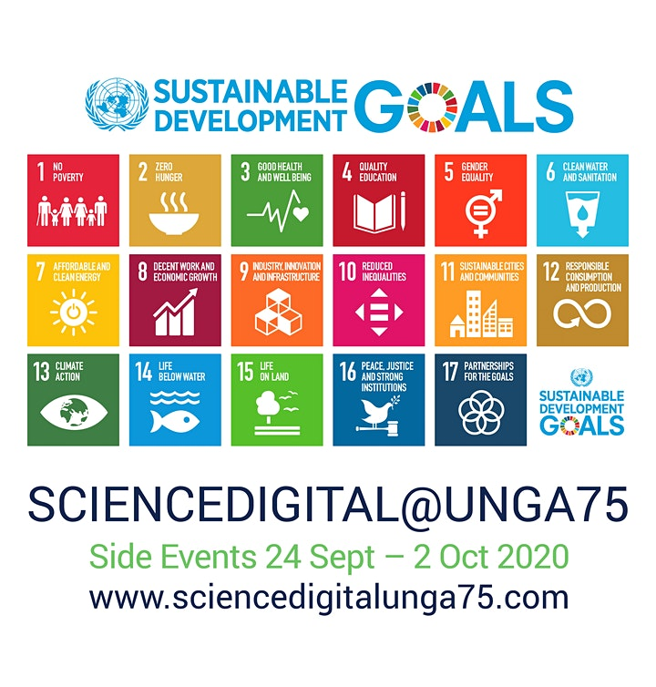 Science at UNGA75 Sept 2020 image