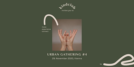 kindclub Urban Gathering #4 // Vienna tickets