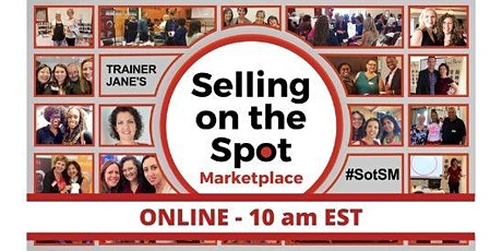 Selling on the Spot Marketplace - ONLINE tickets