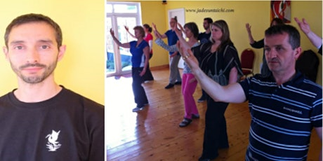 An Introduction to Tai Chi and Qi Gong with Laurence Reddin from the Jade S tickets