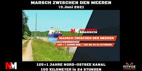 125+1 Jahre NOK - Marsch zwischen den Meeren Tickets