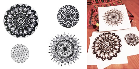 Discover Your Inner Mandala (drawing workshop) tickets
