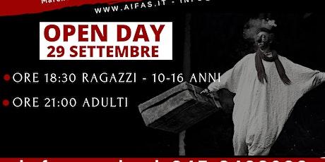 """""""FELICE..MENTE CON IL TEATRO"""" Ragazzi e Adulti - Corso a Civitanova Marche biglietti"""