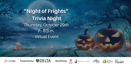 """Night of Frights"" Trivia Night Presented by Delta Faucet Company tickets"